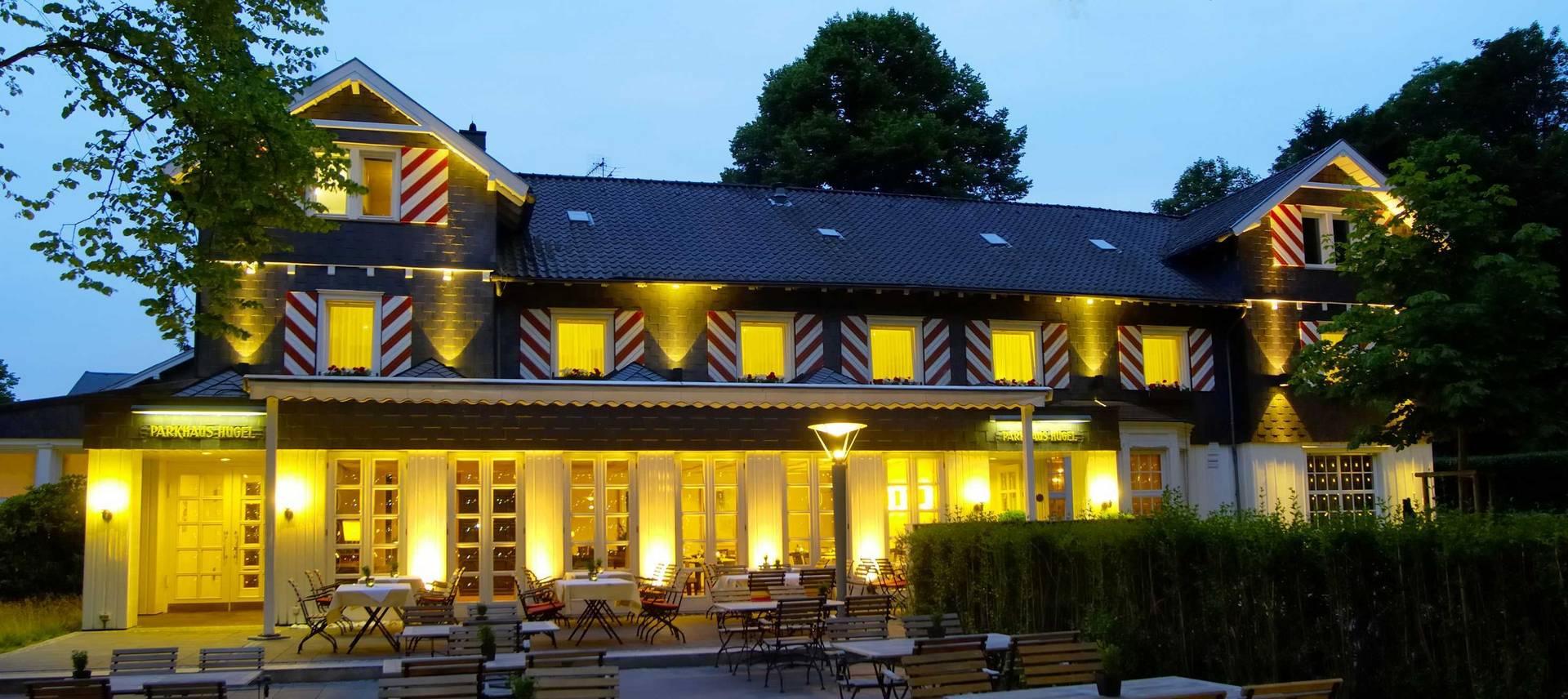 Parkhaus Casino Baden