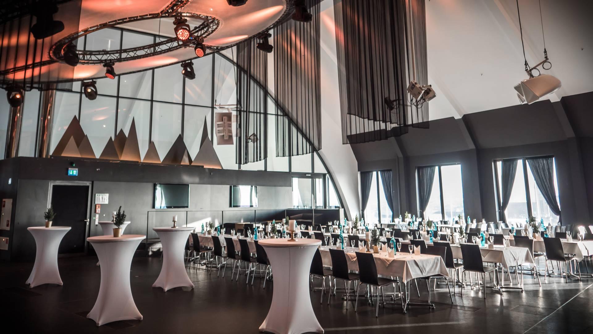ᐅ VIEW im Dortmunder U ⇒ Veranstaltungsräume