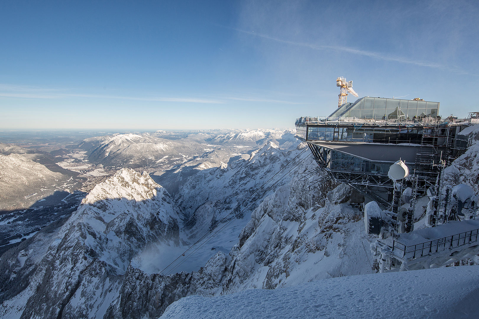 Zugspitze Top Of Germany Tagung Fiylo